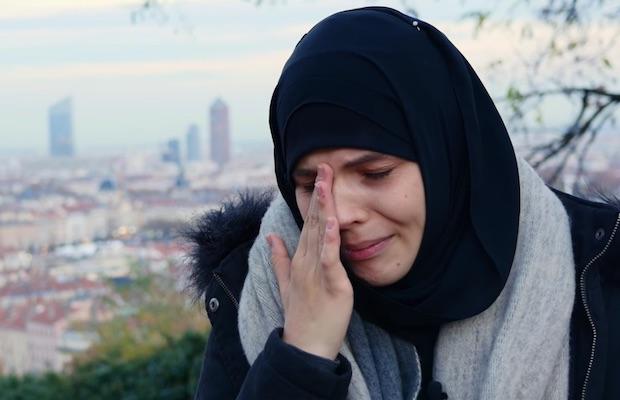 Perrine convertie islam 14 ans