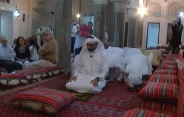Vidéo emirats arabe unis ramadan