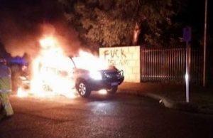 incendie australie mosquee