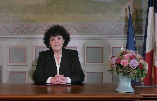 Jacqueline Eustache-Brinio, maire Les Républicains de la ville de Saint-Gratien