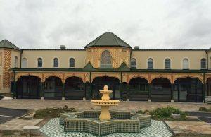 Lardons mosquée Tomblaine