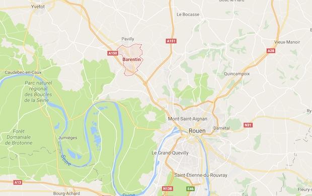Barentin, près de Rouen, un père musulman a été victime