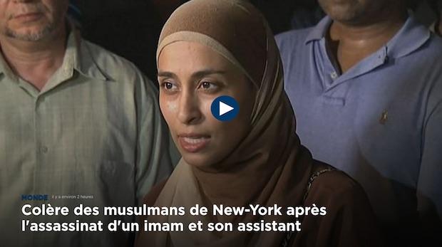 Colère des musulmans