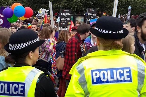 voile hijab policieres musulmanes ecosse