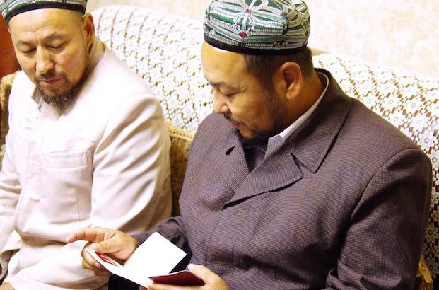 Ouïghours musulmans