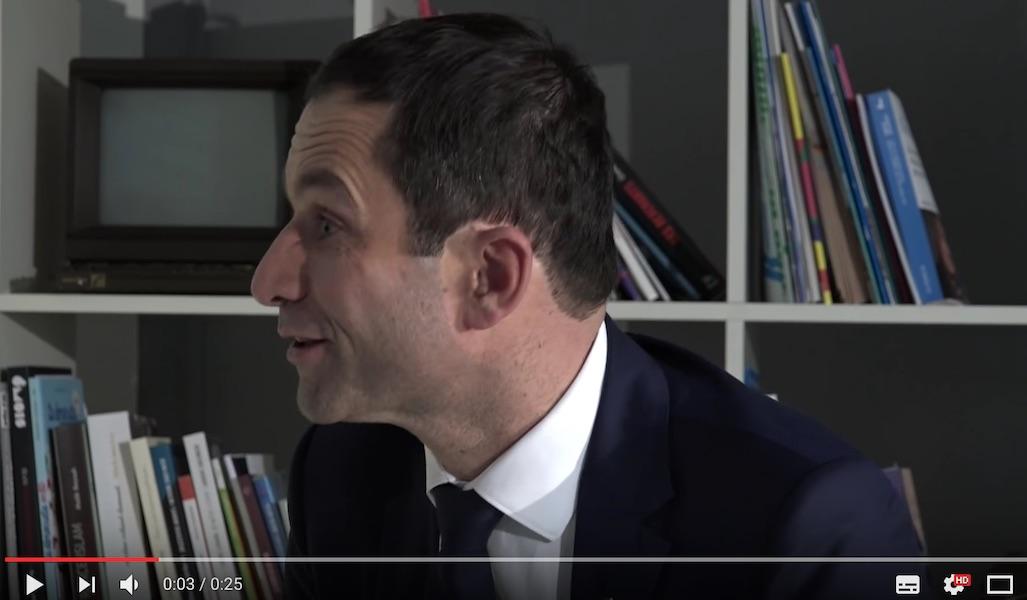 Benoît Hamon Bilal