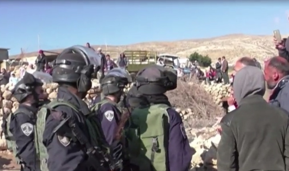palestine israel colonisation