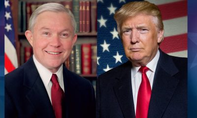 Jeff Sessions MUSULMANS TRUMP