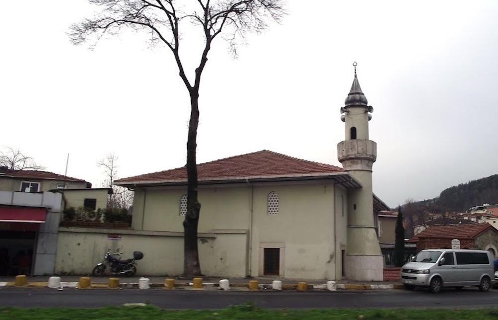 Mosquée à istanbul attaque