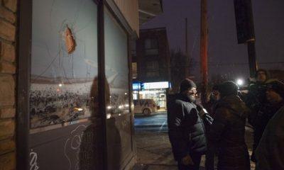 mosquée canadienne vandalisée
