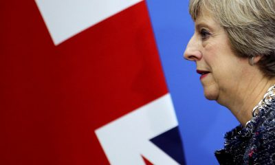 Theresa May voile gouvernement