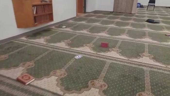Coran déchirées