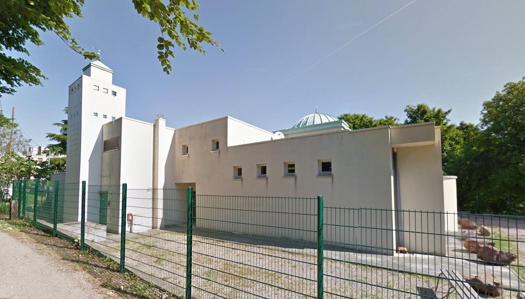mosquée El-Mohssinine des Hauts de Rouen