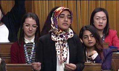Reponse justin trudeau musulmane hijab