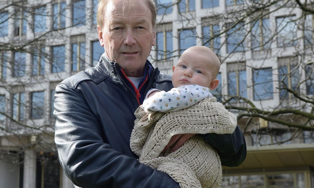Bébé accusé de terrorisme