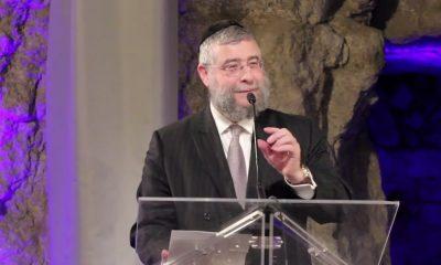 Chef des rabbins juifs et les musulmans