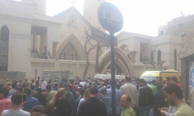 Attentas églises coptes égypte