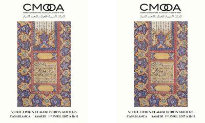 Vente aux enchere de Coran Maroc