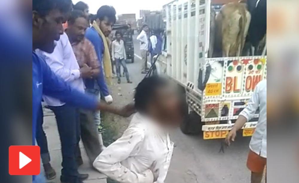 musulman battu à mort