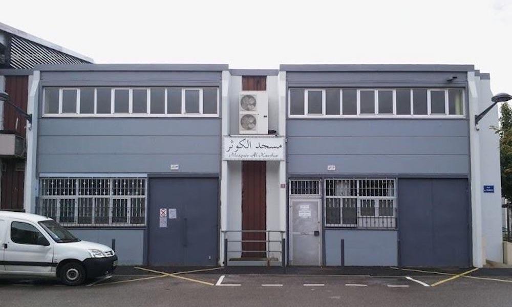 mosquée Al Kawthar à Grenoble