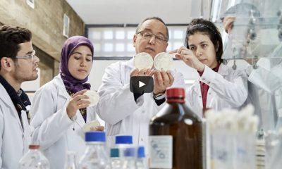Chercheur biologiste adnane remmal maroc