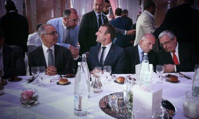 Iftar au CFCM Macron