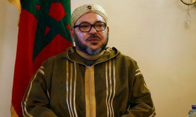 roi du maroc cedeao