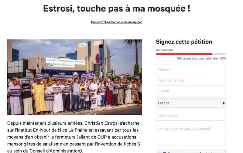 Mosquée de Nice