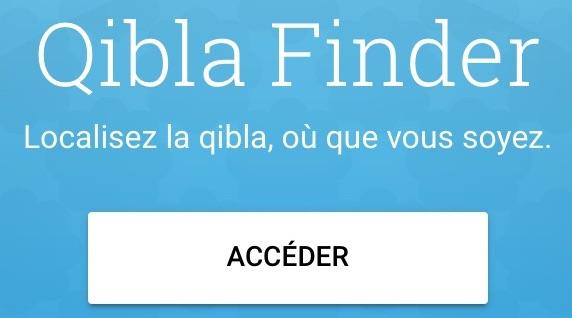 Qiblafinder qibla finder