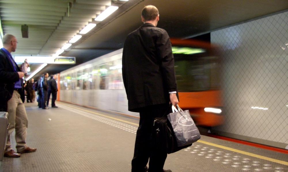 le port du voile metro