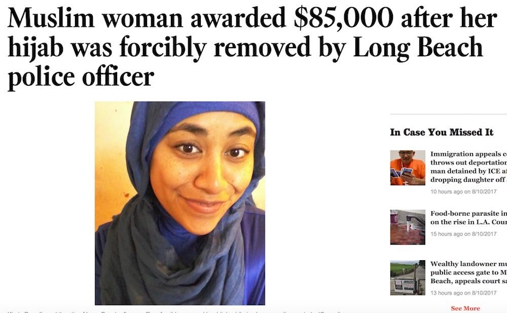 hijab musulmane dollars