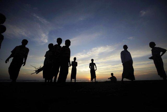 rohingyas muuslmans