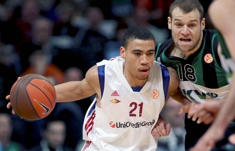 basketteur américano-bulgare Ibrahim Jaaber a pris la décision de quitter son équipe du Zalgiris Kauna