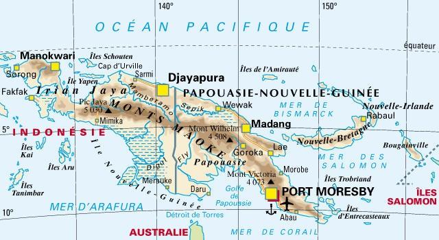 62638f78395 Papouasie-Nouvelle-Guinée   le nombre de musulmans a augmenté de 500 % en  10 ans