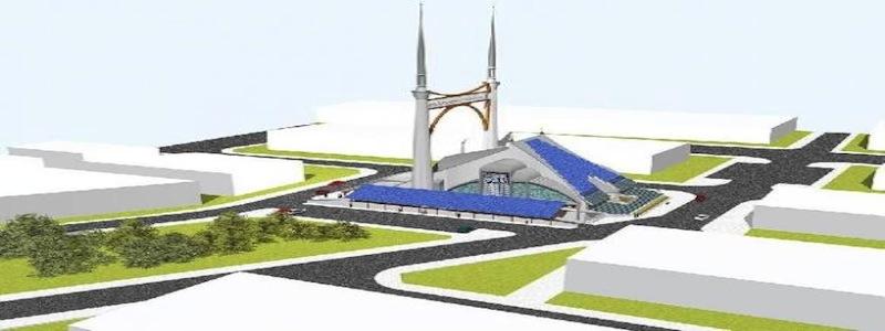mosquée écologique