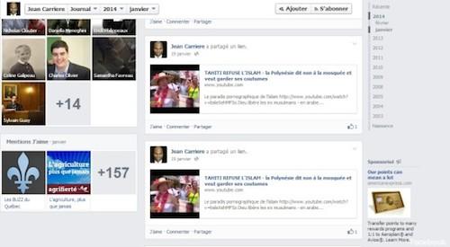 facebook islamophobe