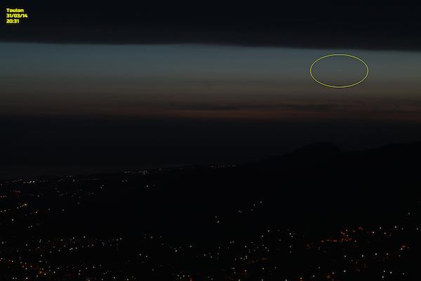 observatoire lunaire