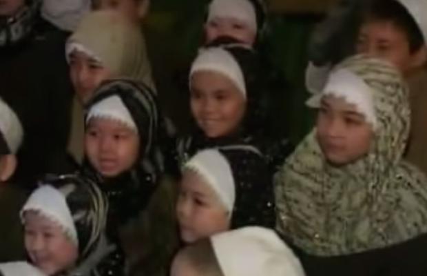 orphelins musulmans hajja amina