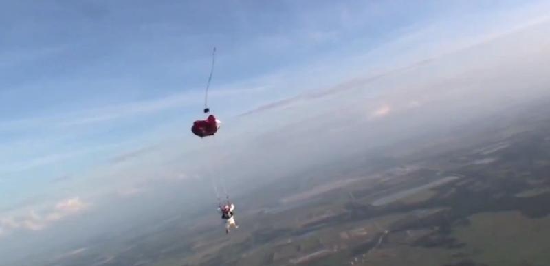 qamis koweitien parachute