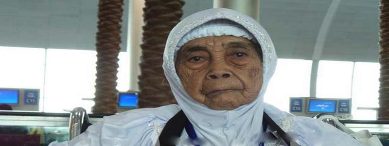 omra a 90 ans mecque